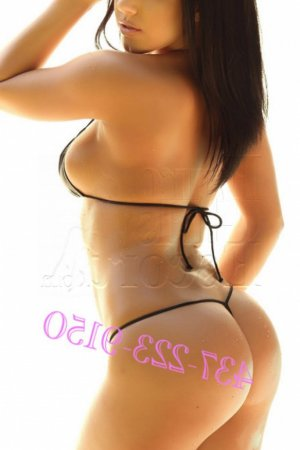 Aline escort in Spring Lake