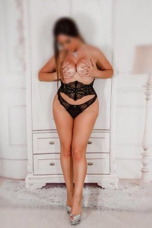 Marie-sylvette independent escorts